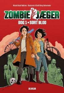 zombie-jæger-1-forside-207x300