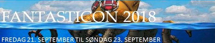 Fantasticon 2018 banner
