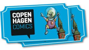 Copenhagen Comics 2019